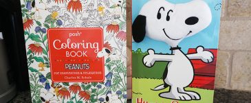 Relax After School with Peanuts with these Great Books + Giveaway