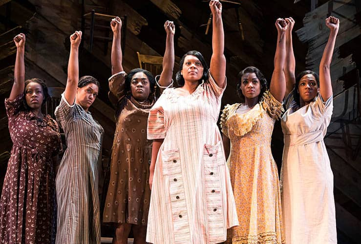 the color purple in detroit