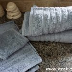Bring Luxury Home with Micro Cotton Towels + Giveaway