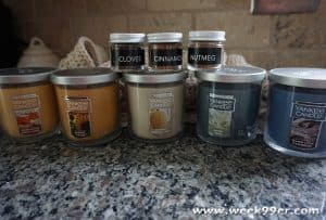 yankee candle fall collection 2017