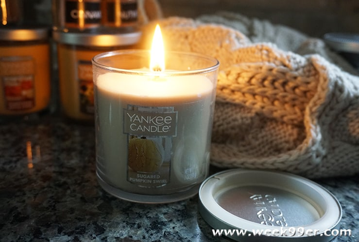 Wrap Yourself in the Warmth of Fall Scents with Yankee Candle New Collection