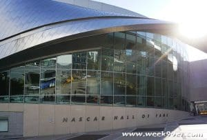 A Look Inside the Cars Exhibit at the NASCAR Hall of Fame #Cars3 #Cars3bloggers