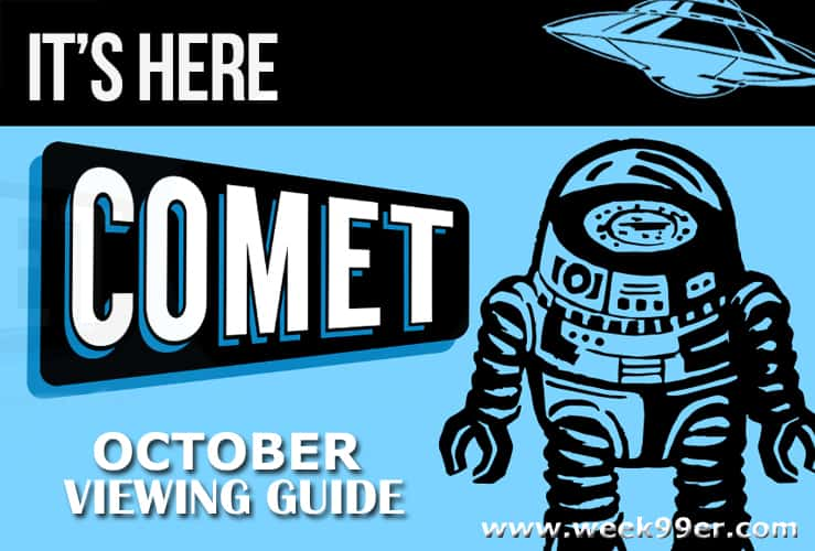 COMET TV OCTober schedule