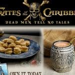 Pirates Themed Recipes For Your Next Movie Night #PiratesLifeEvent #PiratesoftheCaribbean