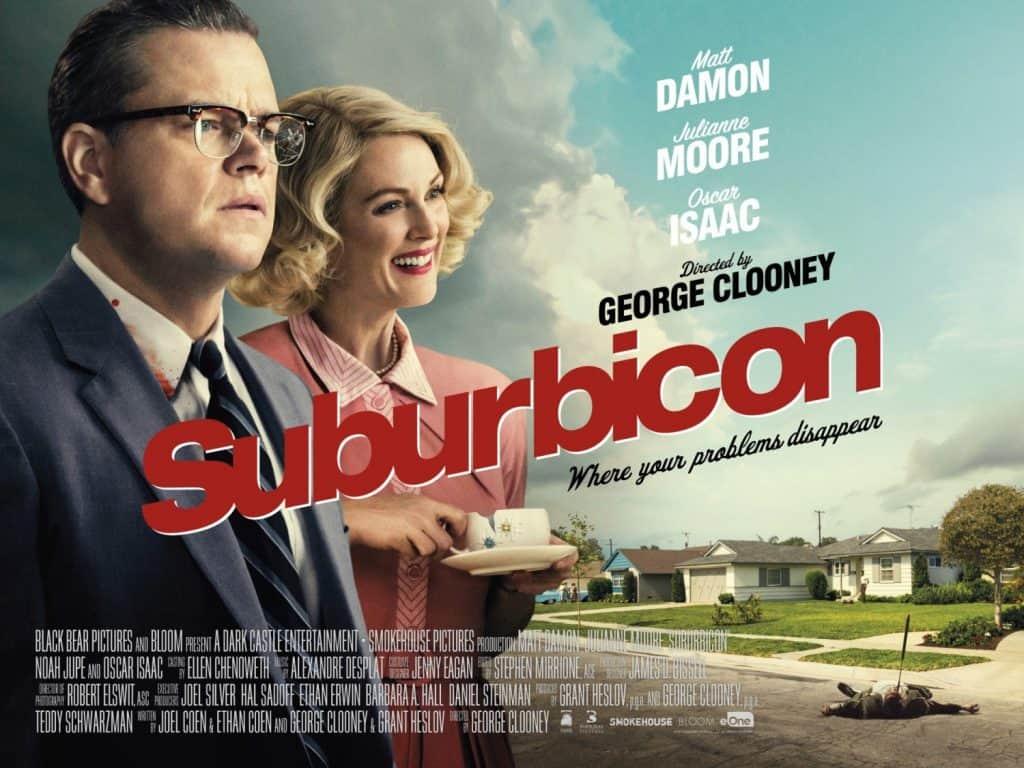 Suburbicon review
