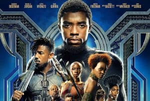 Get a First Look at Wakanda and The Action in the New Black Panther Trailer and Poster #BlackPanther