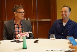 Behind the Passion of Cars 3 Jay Ward and Ray Evernham Share What Drives Them #cars3 #cars3bloggers