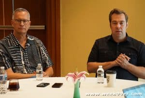 From Casting to the Music Brian Fee and Kevin Reher Tell Us What It took to Make Cars 3 Come to Life #cars3 #Cars3bloggers