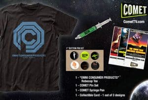 Dead or Alive, You're… Going to Love this Giveaway! #CometTV