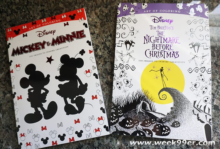 Coloring Books that Every Disney Lover Wants