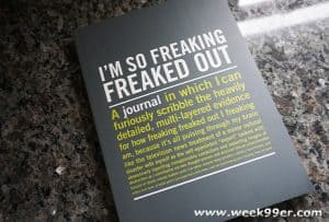 Take Control of Everything with Your Own Freak Out Journal