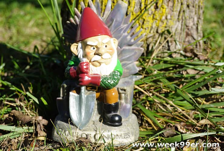 game of gnomes garden gnome review