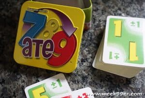 Family Game Night Turns Educational With 7 Ate 9