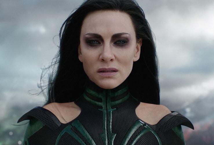 Thor Ragnorak - Hela