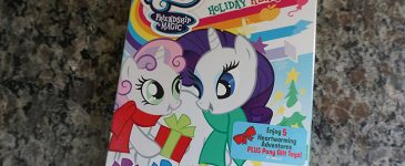 My Little Pony Holiday Hearts is now on DVD – Win a Copy!