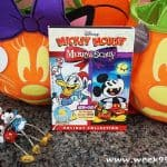 Celebrate both the Merry and the Scary with Mickey Mouse + Win A Holiday Prize Pack!