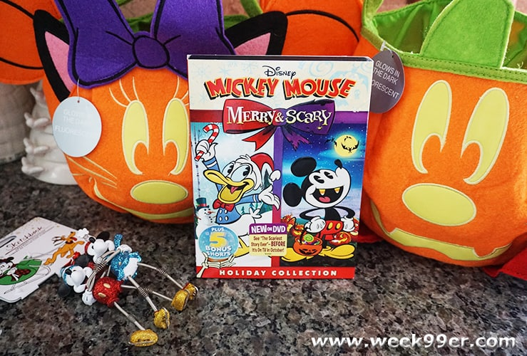 celebrate both the merry and the scary with mickey mouse win a holiday prize pack