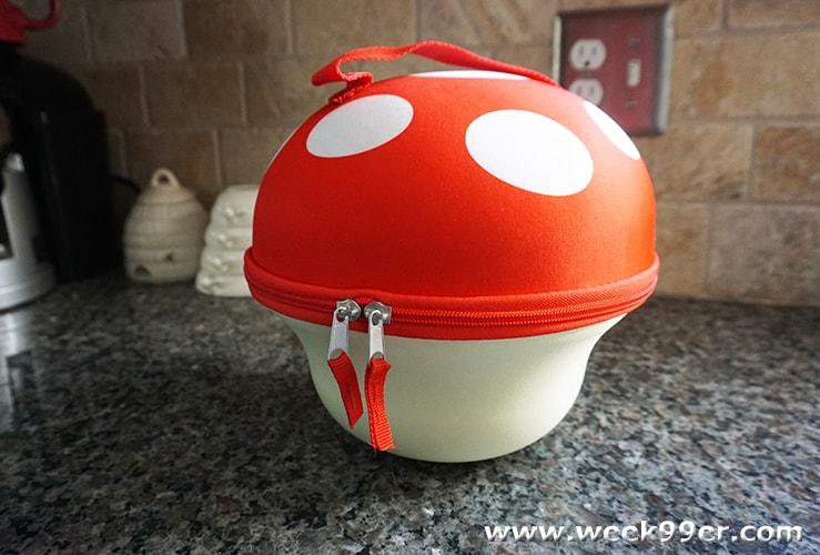 mushroom lunch box review