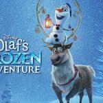 Sneak Peak of Olaf's Frozen Adventures Songs #Frozen