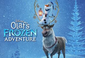 Sneak Peak of Olaf's Frozen Adventures Songs #Frozen