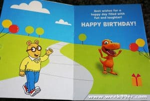 PBS KIDS: HAPPY BIRTHDAY Review