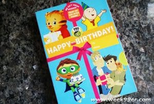 Celebrate Your Birthday with PBS Kids!