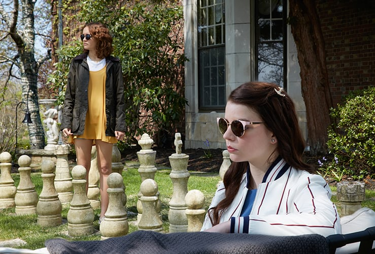 thoroughbreds preview