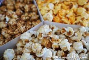 Detroit Tigers Popcorn Tin