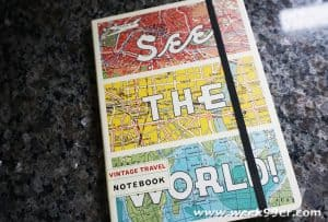 Save Every Memory in Your Own Travel Journal