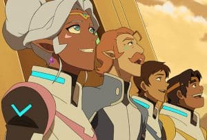 Voltron Season 4 is on Netflix Today + Clips and New York Comic Con Panel #Voltron