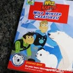 Explore Winter Creatures in an All New Wild Kratts Adventures