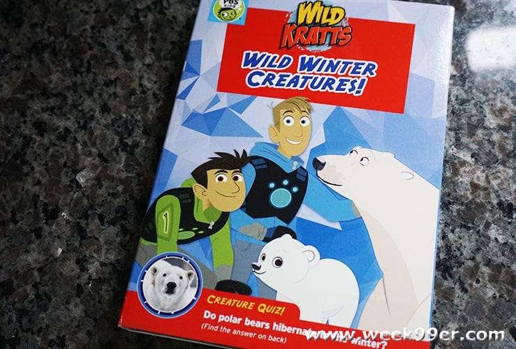 wild krattz wild winter creatures review