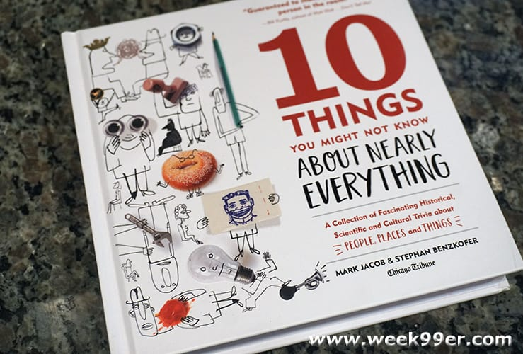 10 things you might not know about nearly everything review