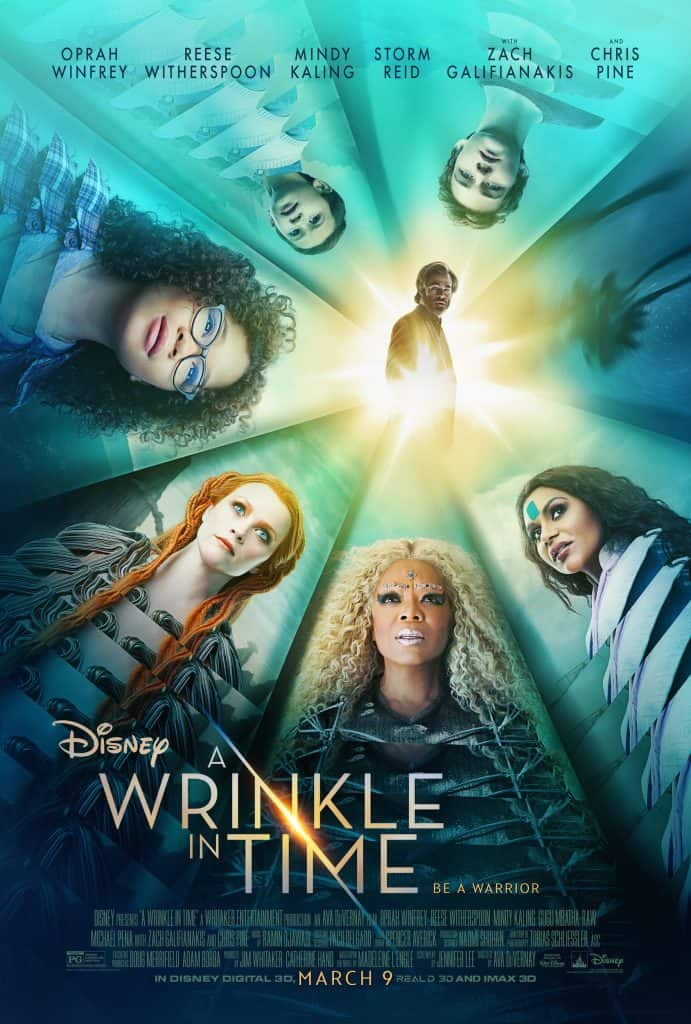 Wrinkle in Time Poster and Preview