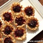 Brie and Dark Cherry Bites Recipe