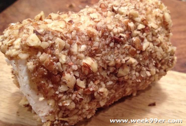 Pecan-Crusted Goat Cheese Logs3
