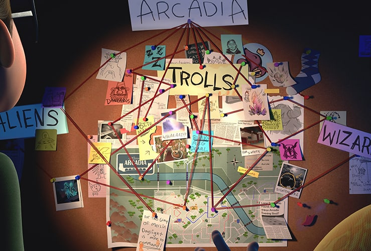 tales of arcadia trilogy