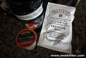 bailey's french vanilla cappuccino kcup review