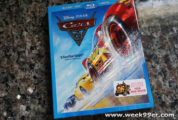 cars 3 bluray review