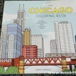 Color Your Way to the Windy City in this Chicago Coloring Book