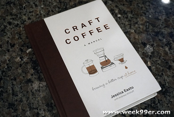 craft coffee a manual review