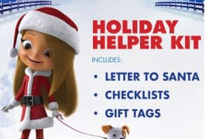 Downloadable Holiday Helper Kit!