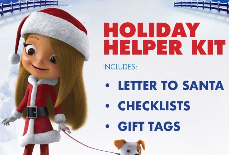 holiday helper kit Mariah Carey's All I Want For Christmas Is You
