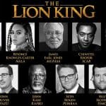 Disney Announces It's All Star Cast for the Live Action Version of The Lion King #TheLionKing
