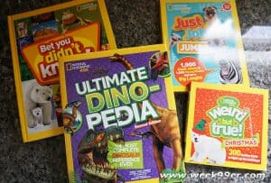 Find the Perfect Books For Your Kids from National Geographic Kids