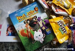 Head Back to Nature with The Nut Job 2