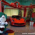 Visit Santa and Shop Local at the Holiday Headquarters at the GMRenCen #GMRENCEN