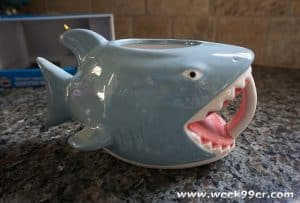 Take a Bite Out of Your Morning with this Shark Mug