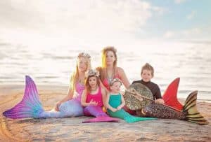 Swim Into a Good Deal with 10% off Swimmable Mermaid Tails