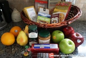 Bountiful Harvest - Fruit Gift Basket Review